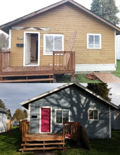 house painting Longview WA